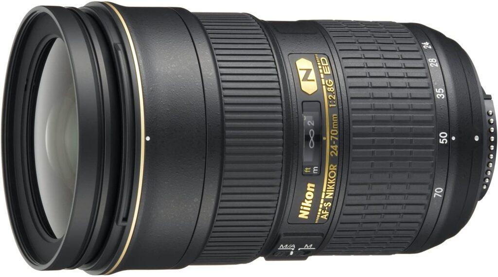 www.emanuelecarlisi.it - Obbiettivi Nikon - Af 24-70mm