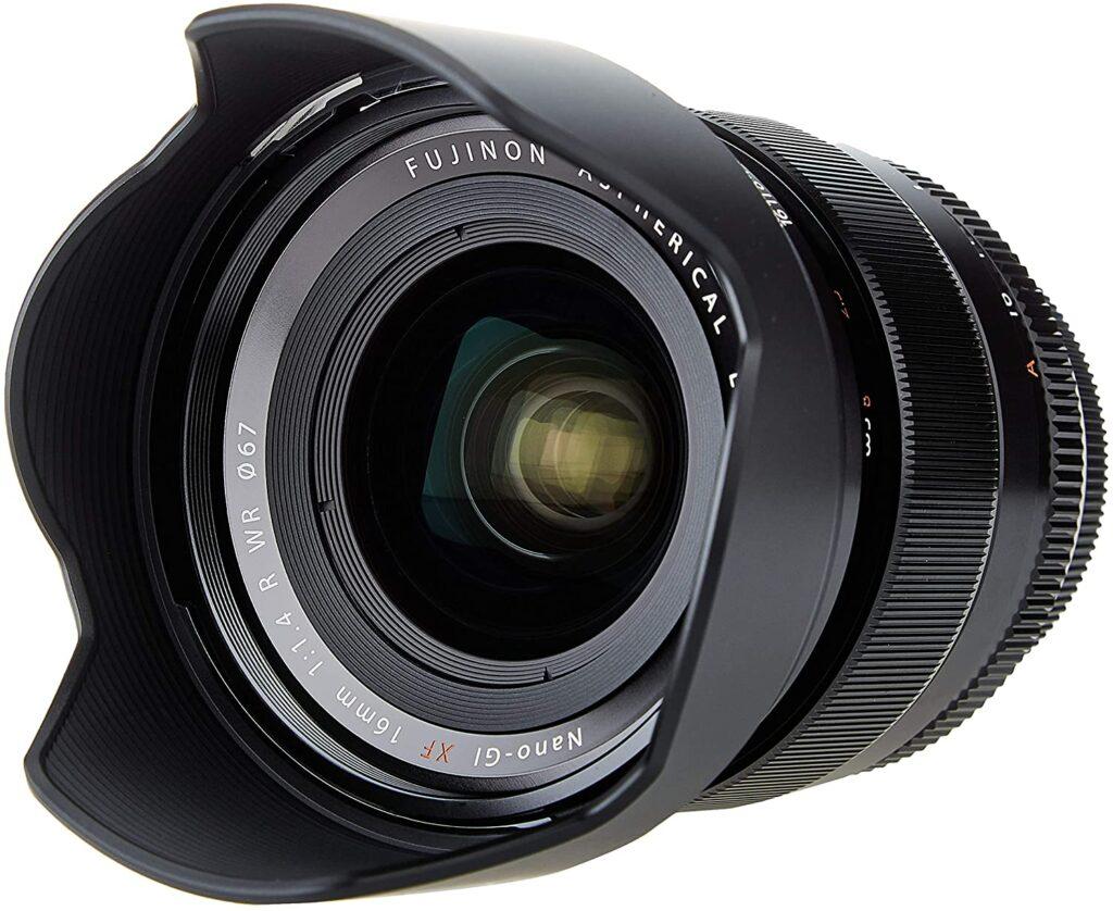 www.emanuelecarlisi.it - Top Obiettivi Fuji - XF 16mm F/1.4 RW R