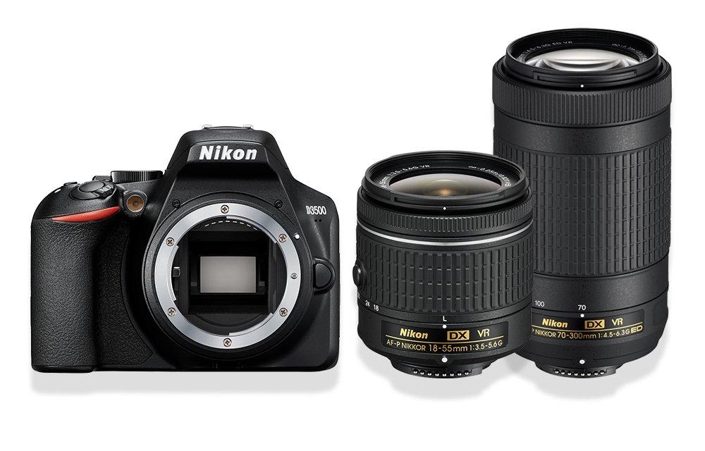 www.emanuelecarlisi.it - fotocamere reflex - Nikon D3500