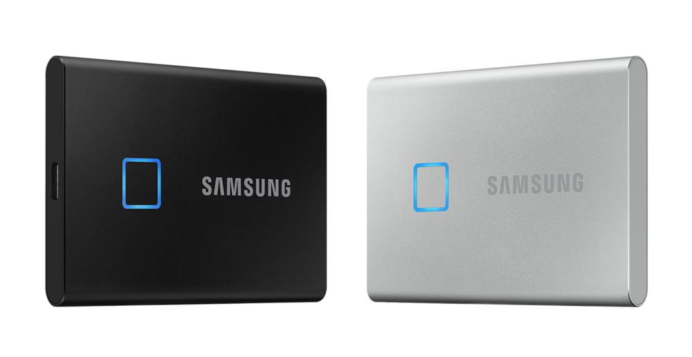 www.emanuelecarlisi.it - hard-disk esterni - Samsung T7 Touch